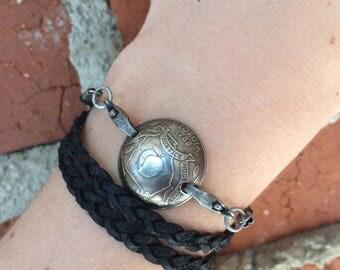 Quarter Bracelet Etsy