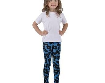 Kids leggings Leopard Print, Animal Pattern, Cheetah Print, Wild Animal Lover, Kids Fashion, Unisex Leggings Toddlers, Kids Gymnastic Pants
