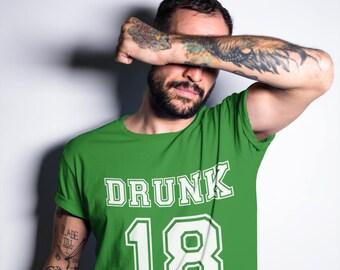 St patricks Day Shirt Girls, Drunk Tshirt, Irish T-shirt, Custom St patricks Day Shirt Womens Top Mens Tshirt St patricks Day Sweatshirts
