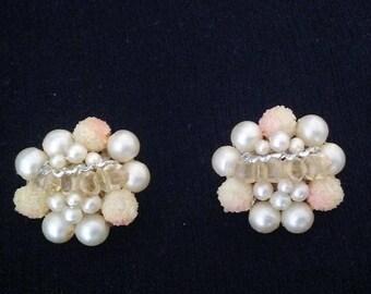 1950s Vintage Earrings