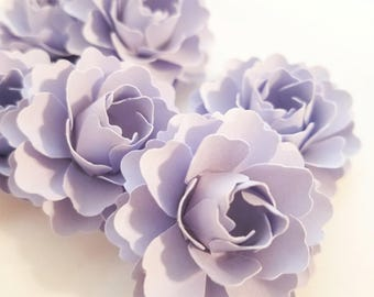 """1"""" Loose Paper Flowers 