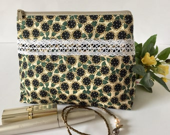 Cosmetic bag cosmetics bag make up bag make-up bag