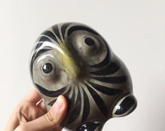 Tonala Mexican Owl Pottery