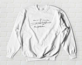 The Upside Down sweatshirt - Stranger Things sweatshirt, Netflix sweatshirt, Stranger Things, Will, Mike, Eleven, Dustin, Demogorgon, sweat