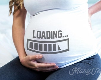 Pregnancy announcement maternity shirt pregnancy announcement shirt  pregnancy shirt mommy to be shirt maternity shirts regular t shirt