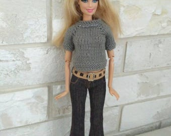 Barbie clothes Jeans for Barbie