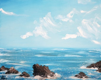 Green Sea (PRINT)