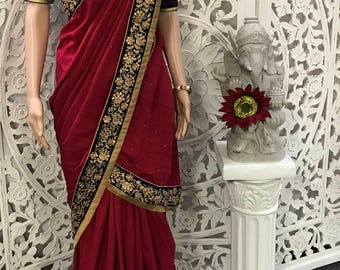 Ready to wear Sari with Blouse