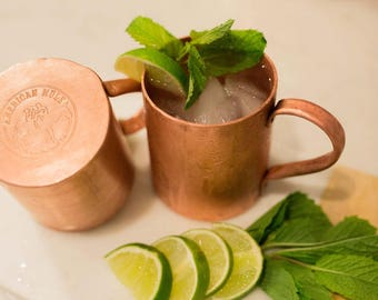 Moscow Mule Mug, Personalized Copper Mug, Hand Engraved Gifts, American Mule, 100% Copper Mug, Custom Gifts, Engraved Copper Mug