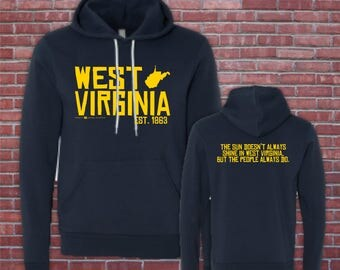 West Virginia Est. 1863
