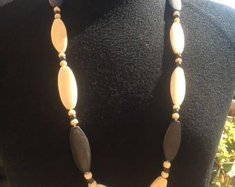 Indian Bone Necklace