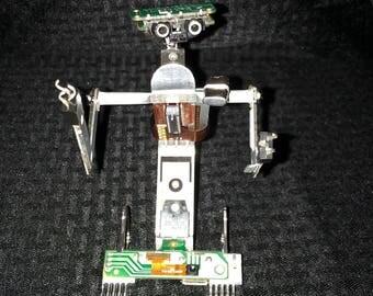 "Short Circuit ""Johnny 5"" Robot Desktop Figurine"