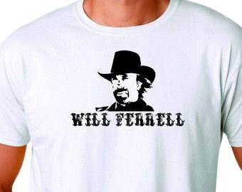 Will Ferrell Chuck Norris T Shirt
