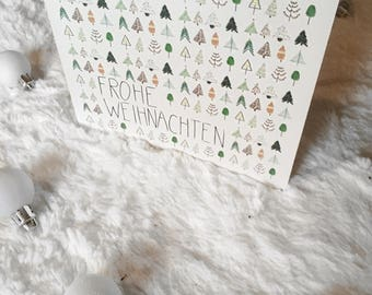 20% discount on 6 cards Christmas card (free shipping)
