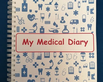 Personal Medical Diary, Family Health Planner, Medical Planner, Doctor Appointments, Medical Tracker, Hospital Visits, Medications