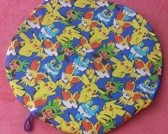 Pikachu and Friends Tortilla Warmer