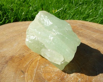 Top quality green calcite stone