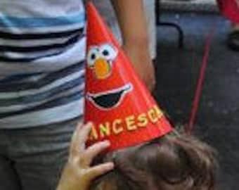 Sesame Street Party Hats