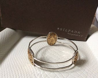 Silpada bangle