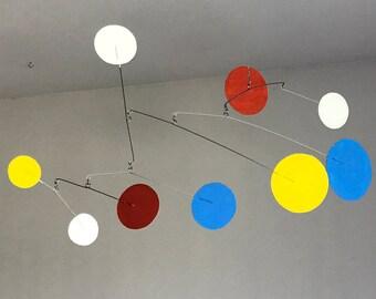 Calder Inspired Mobile Sculpture