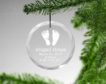 Baby's First Christmas Gifts, New Parents Gift, Christmas Ornaments, Grandparent Gift, New Mom Gift, Gifts for Mom, New Baby Gift, Christmas