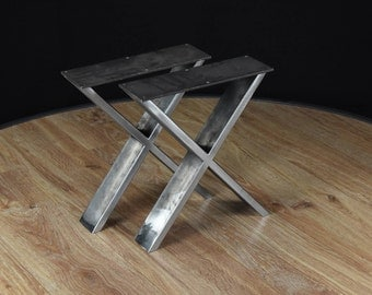 X Shape Coffee Table Legs, Metal Coffee Table, Coffee Table Base, Steel  Coffee