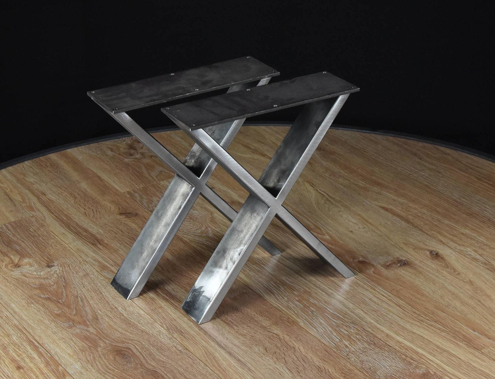 X Shape Coffee Table Legs Metal Coffee Table Coffee Table