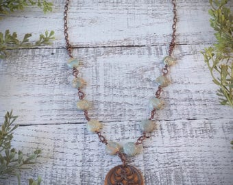 Impression Necklace