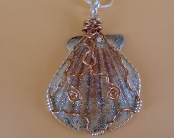 Super sweet Seashell Necklace