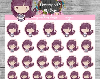 Anya Stickers