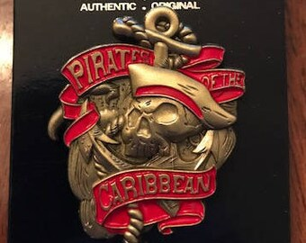 Pirates of the Caribbean Disney Pin