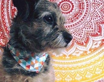 Dog collar with bandana