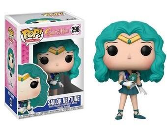 Sailor Neptune | Sailor Moon | Anime | POP Funko Figure 10 cm