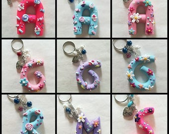Custom initial keychain