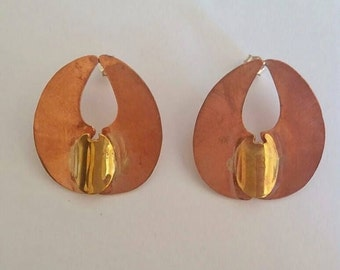 ISIS collection Beetle Earrings