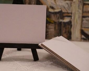 5 All Media Art Panels 3 x4 inches