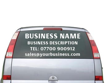 Business Window Decals Shop Window Vinyl Graphics Store - Custom car decals businesswindow decals
