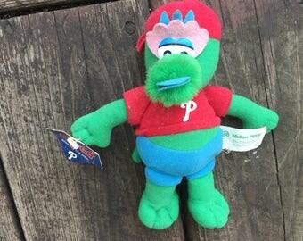 "Philadelphia Phillies Phred 7"" Beanbag Plush Doll"