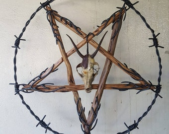 Barbed Wire Pentagram