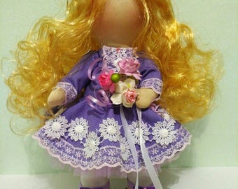 interior doll, doll, present, prize, holiday