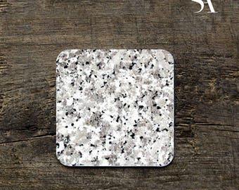 Granite Effect Coaster