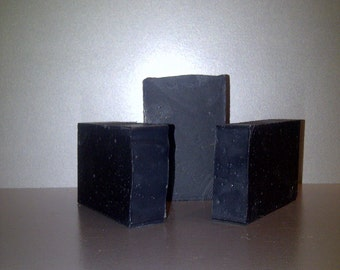Activated Charcoal -  Handcrafted Artisan Soap Bars