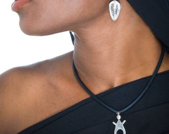 Exclusive Tuareg pendant.