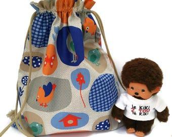 Kindergarten kids backpack, blanket, snack bag, bag, nursery, bag, toys, organizer, school, animals, mixed
