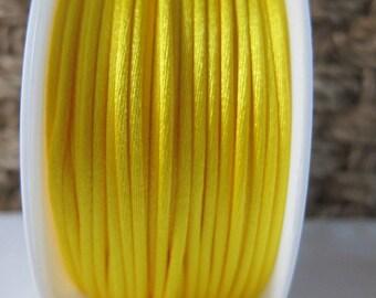 Yellow rat tail, 2 mm SATAB