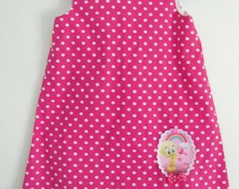 "Very cute dress ""Titi"", 3 years old!"