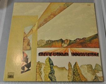 Stevie Wonder - Innverisions - Vinyl Record Album