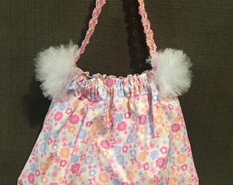 "Ballerina Shoe bag - ""Look at me Shine"""