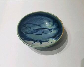 """Ceramic Bowl - """"Sea"""""""