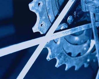 Bike Gears - Digital Printable Download